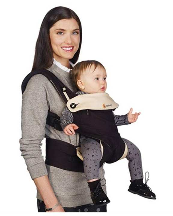 4-Position Carrier For Baby