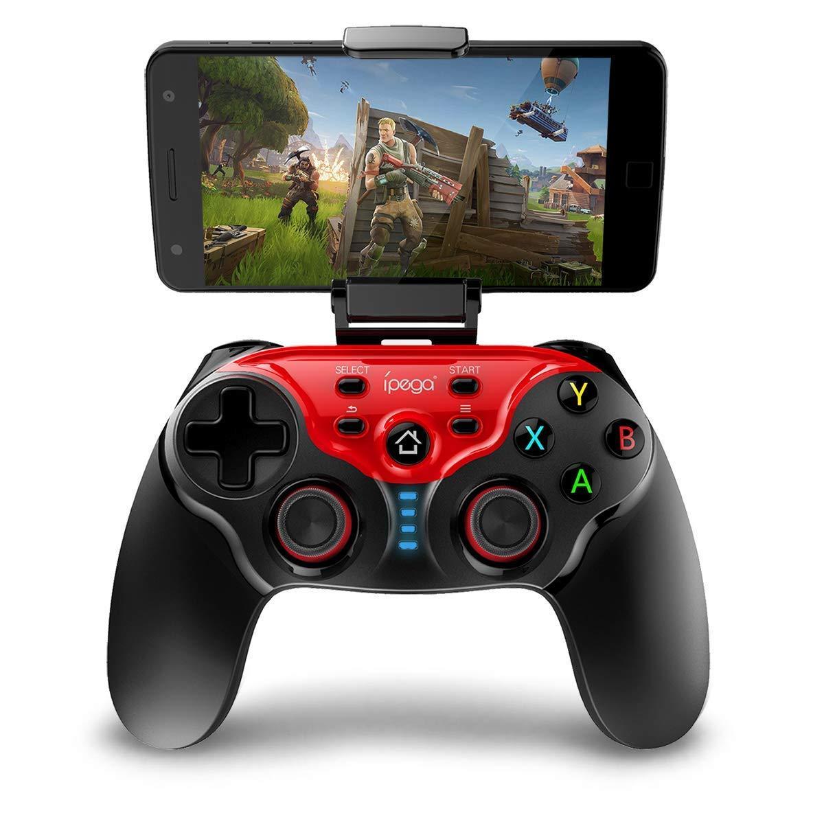 IPEGA 9088 - Mobile Bluetooth Gaming Joystick Handle Controller Gamepad For Playing PUBG Game IOS/