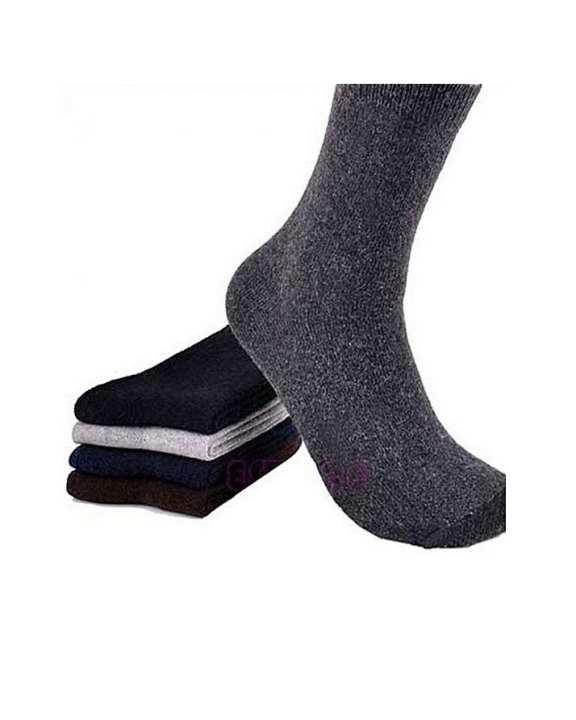 Pack Of 12 - Cotton Socks For Men
