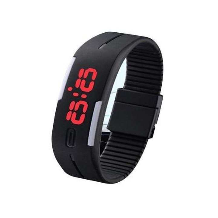 Ultra-Sports Led Watch - Black
