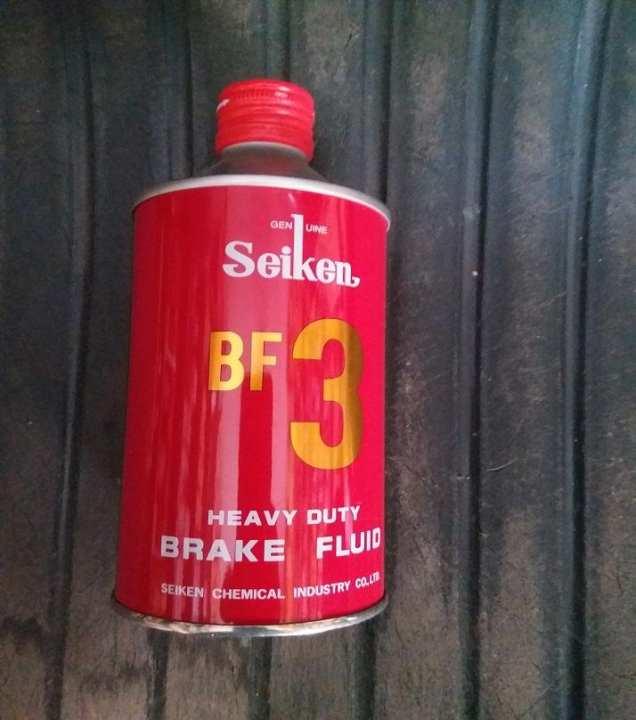 Brake Oil Bf-3 Heavy Duty