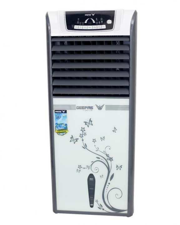 Geepas Air Cooler - GAC 9442 - White & Grey