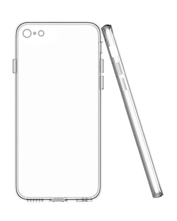 Soft TPU Case For Apple iPhone 7 - Transparent