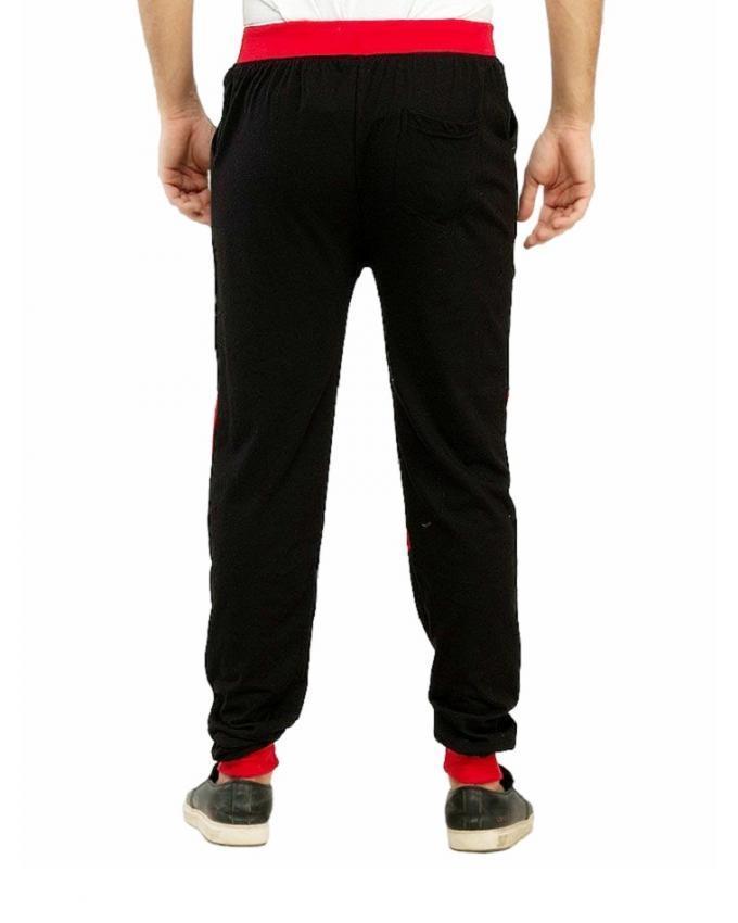 Pack of 2 - Multicolor Cotton Slim Fit Sweatpants for Men