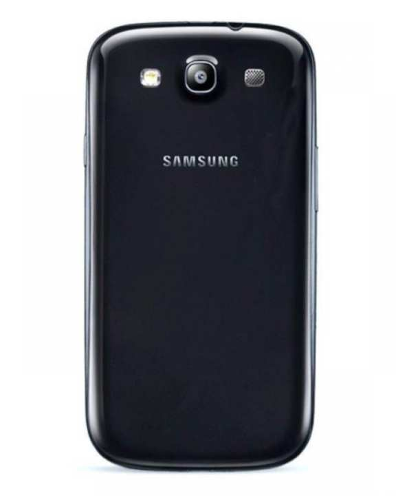 Body Replacement Back for Samsung Galaxy S3 - Black