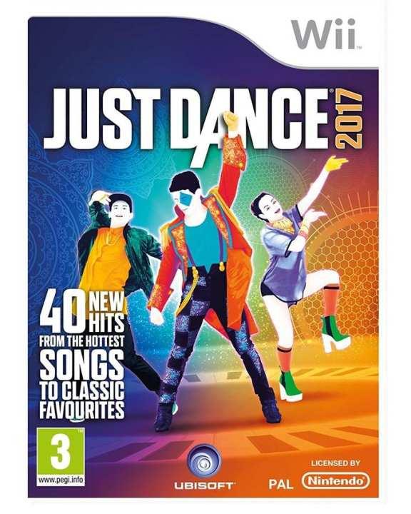 Just Dance 2017 - Nintendo Wii