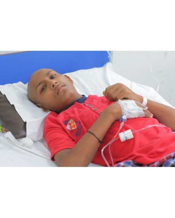 Sponsor Ten Days Chemo Session for a Child