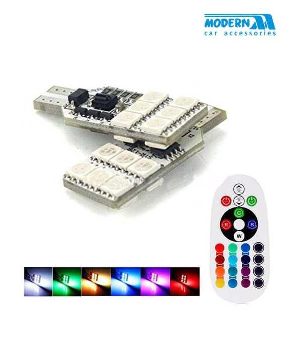RGB Multicolor SMD Parking Light Flash Strobe