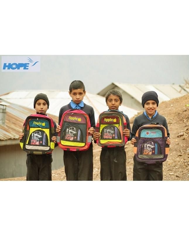 Donate a School Bag for a Child