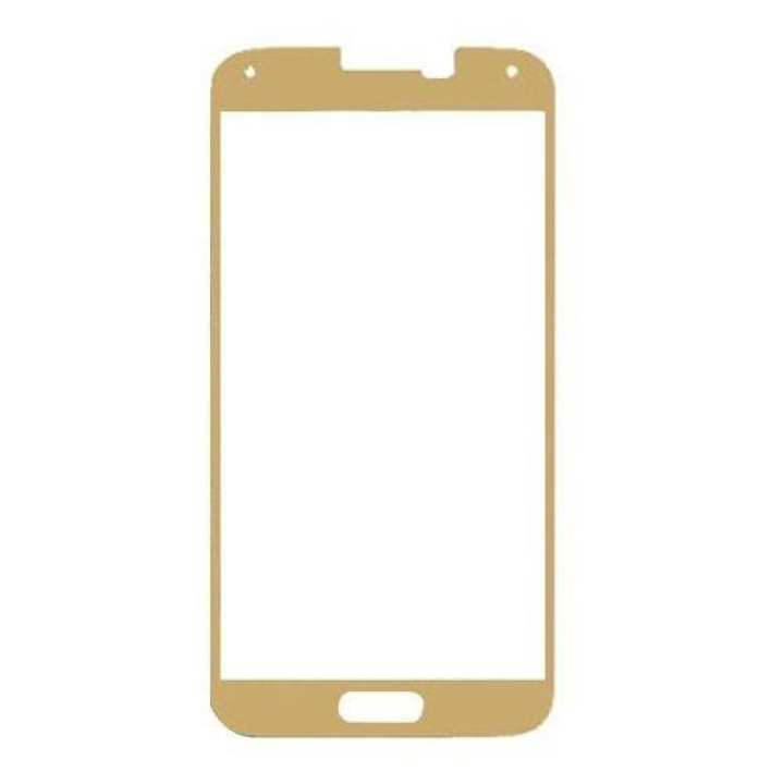 Oppo A71 Tempered Glass - Gold