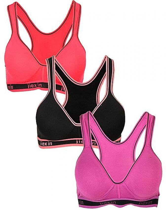 Pakistan. ADD TO CART. Combo Of 3 High Quality Cotton Sports Bra b2ddfcac12aaf