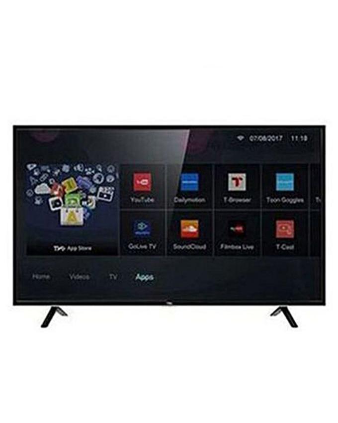 306fa2d74 TCL S62 - Smart HD LED TV - 32 - Black