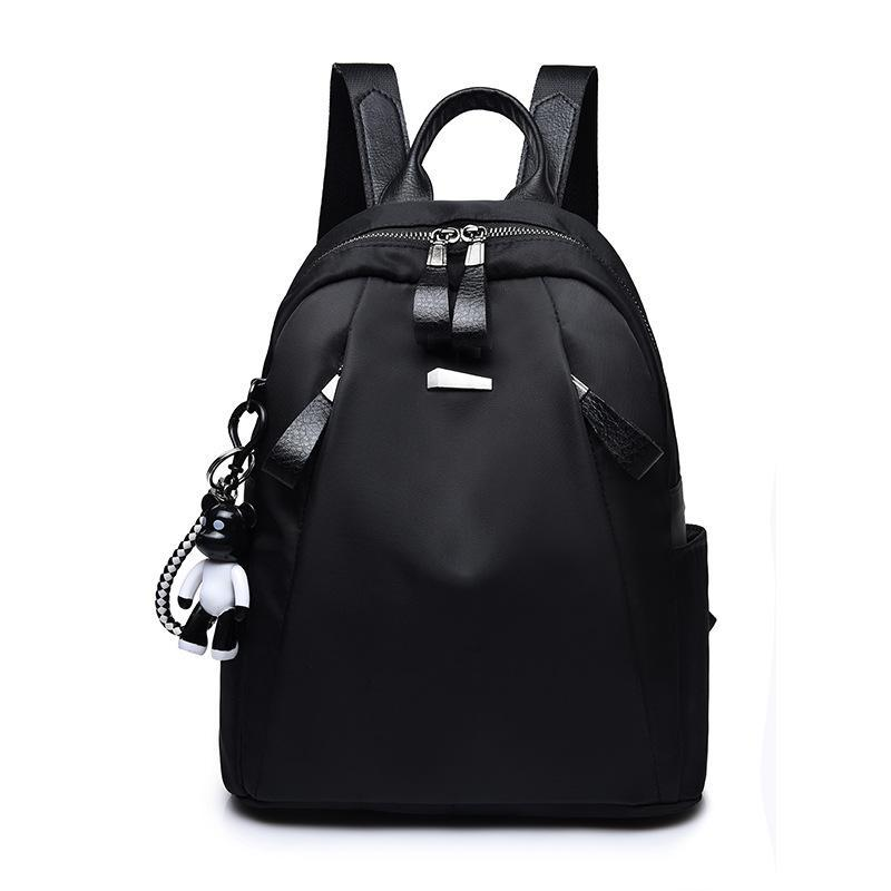 Women Nylon Backpack Shoulder School Bag Handbag Travel Rucksack Satchel  Large 90969074a031e
