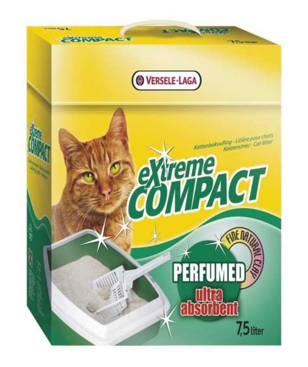 Versele-Laga eXtreme Compact - Cat litter 7.5kg