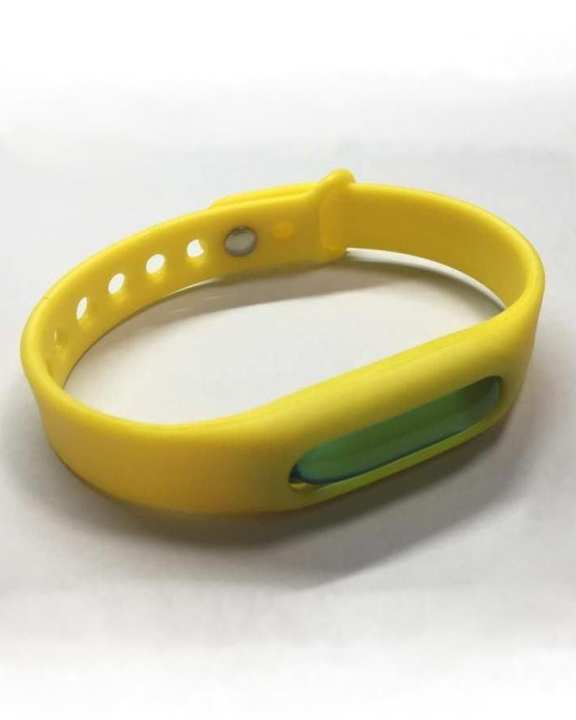 Mosquito Repellent Wrist Band - Yellow