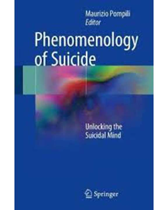 Phenomenology Of Suicide 2018