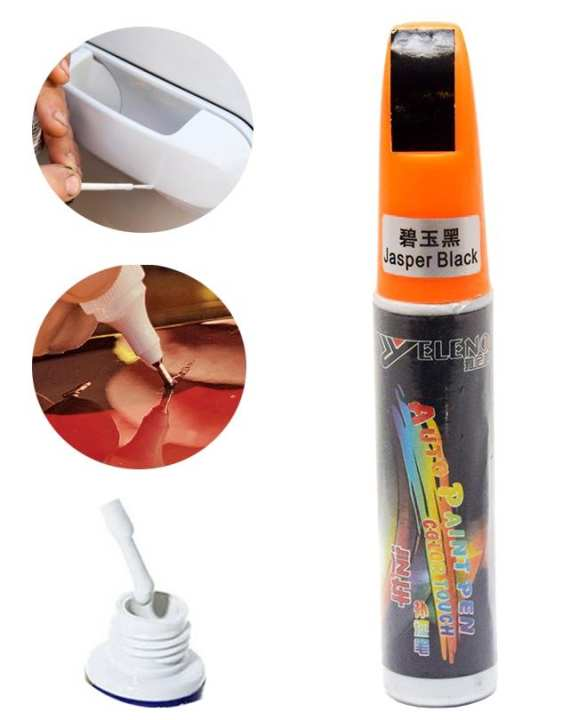 Paint Color Pen For Cars - Jasper Black
