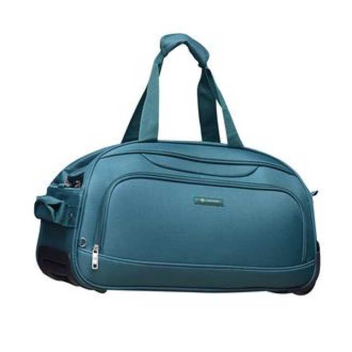 Carlton Dart duffle trolley with wheels bag soft trolley suitcase luggage 52cm