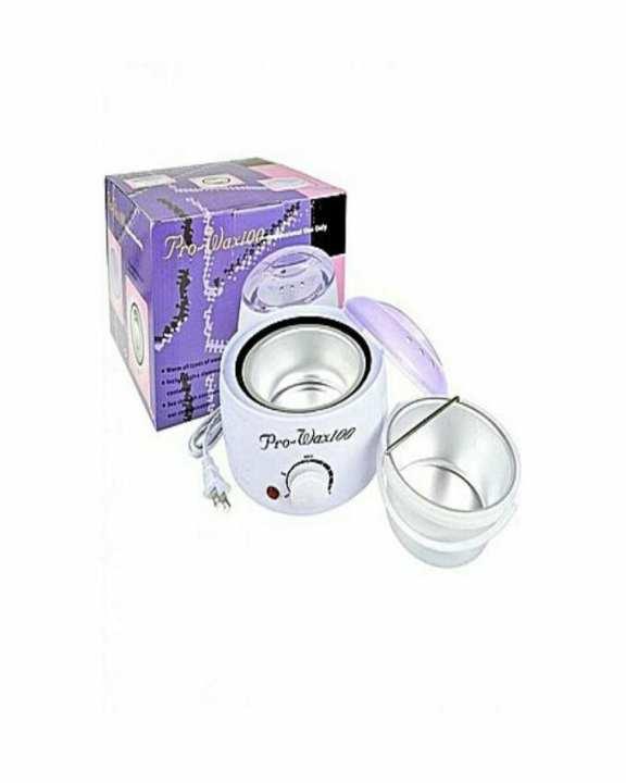 Pro Wax 100 Wax Heater Wax Heating Machine - White & Purple