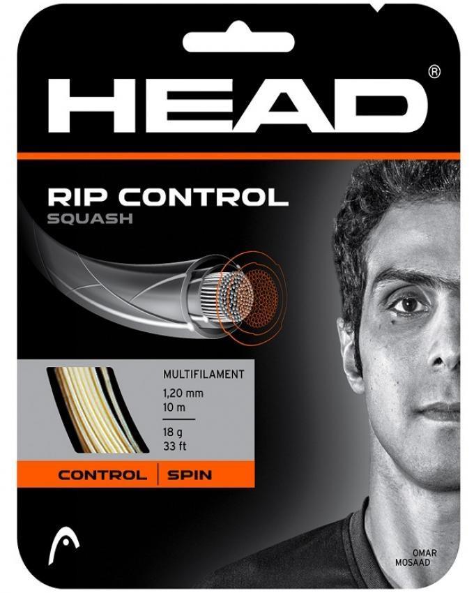Rip Control - Squash String - White