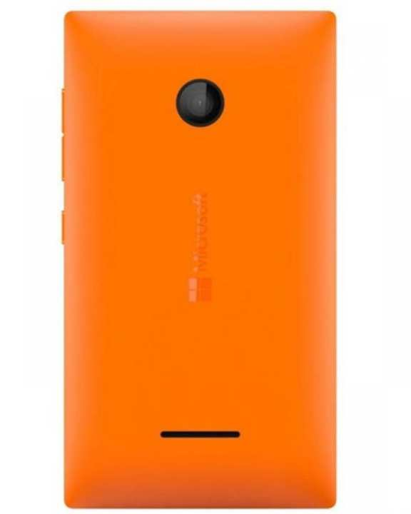 Body Replacement Back for Nokia 435 - Orange