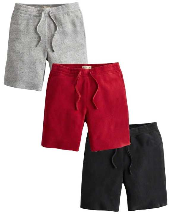 Pack of 3 Terry Shorts For Men