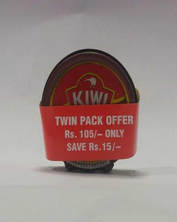 CP SHOE POLISH 20ML (BLACK+BROWN) TWIN PACK