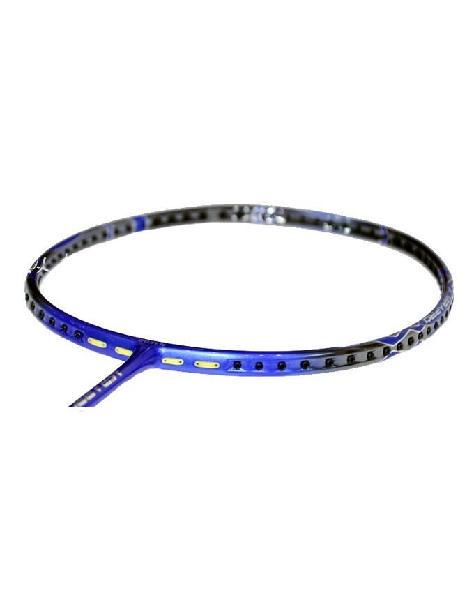 Mirapro 700 Carbon Handle Badminton Racket - Blue & Black