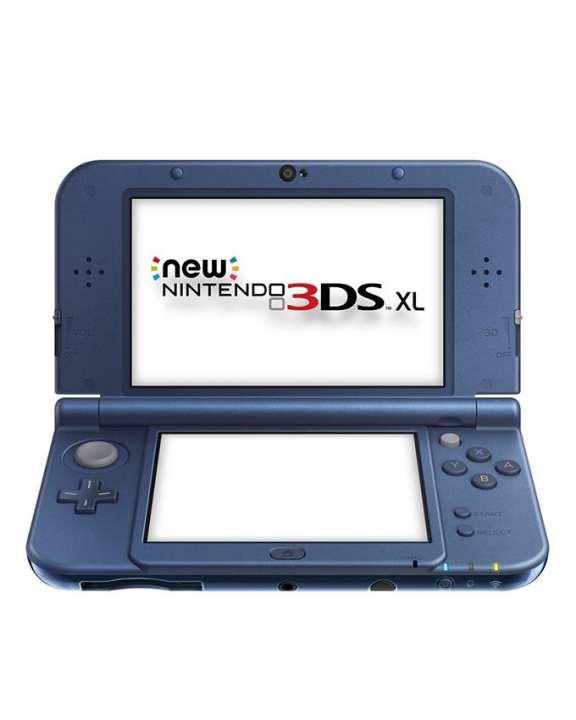 New 3DS XL – Blue