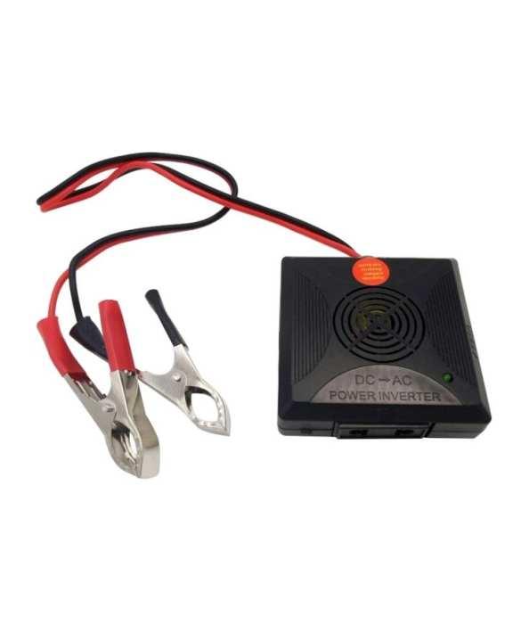 Power Inverter - 180W - Black