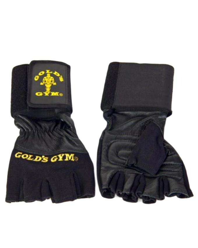 Pack Of 3 - Wrist Wrap Lifting Gloves, Wrist Exerciser & Weight Lifting Gym Strap