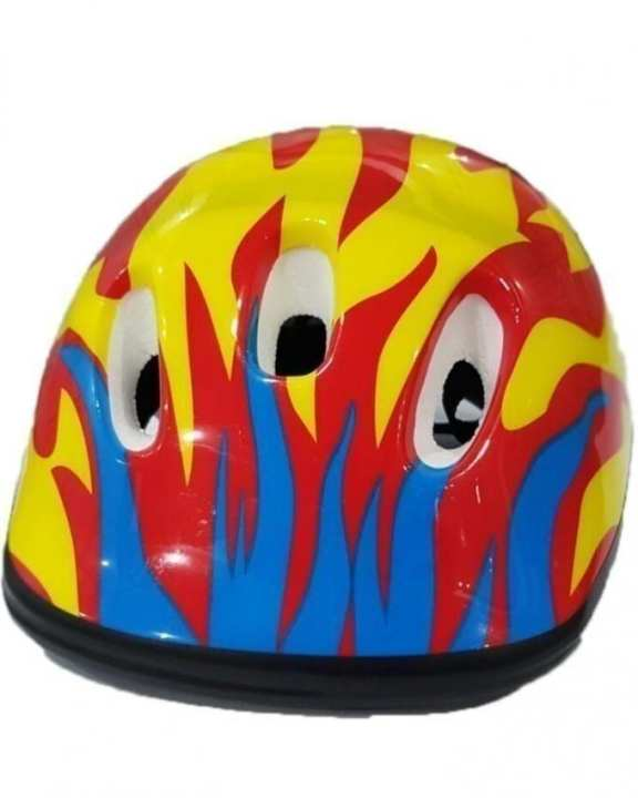 Cycling Helmet For Kids - Multicolor