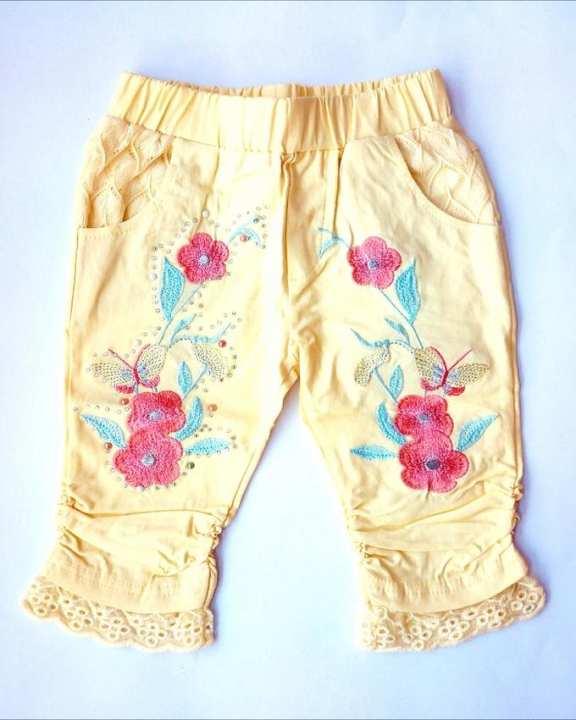 Baby Pants Cotton
