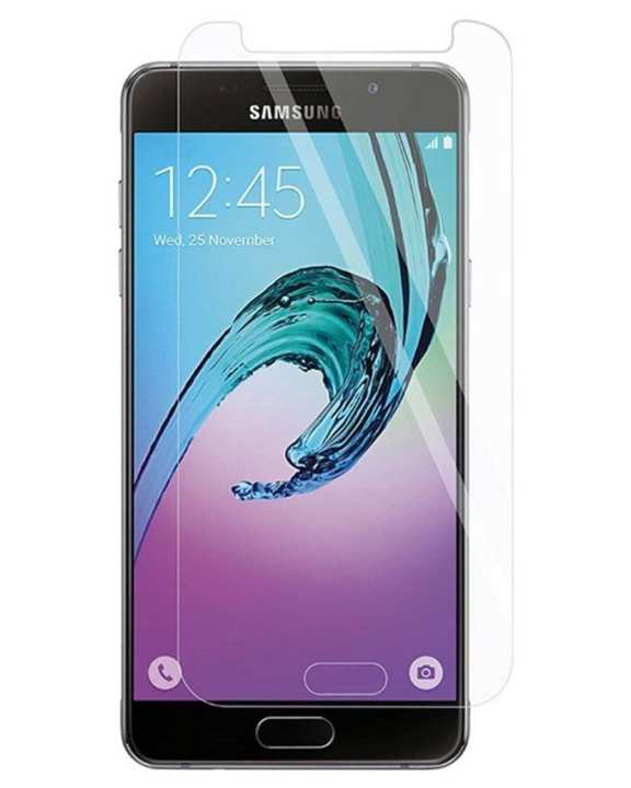 Tempered Glass Protector For Galaxy J5 2016 - Transparent