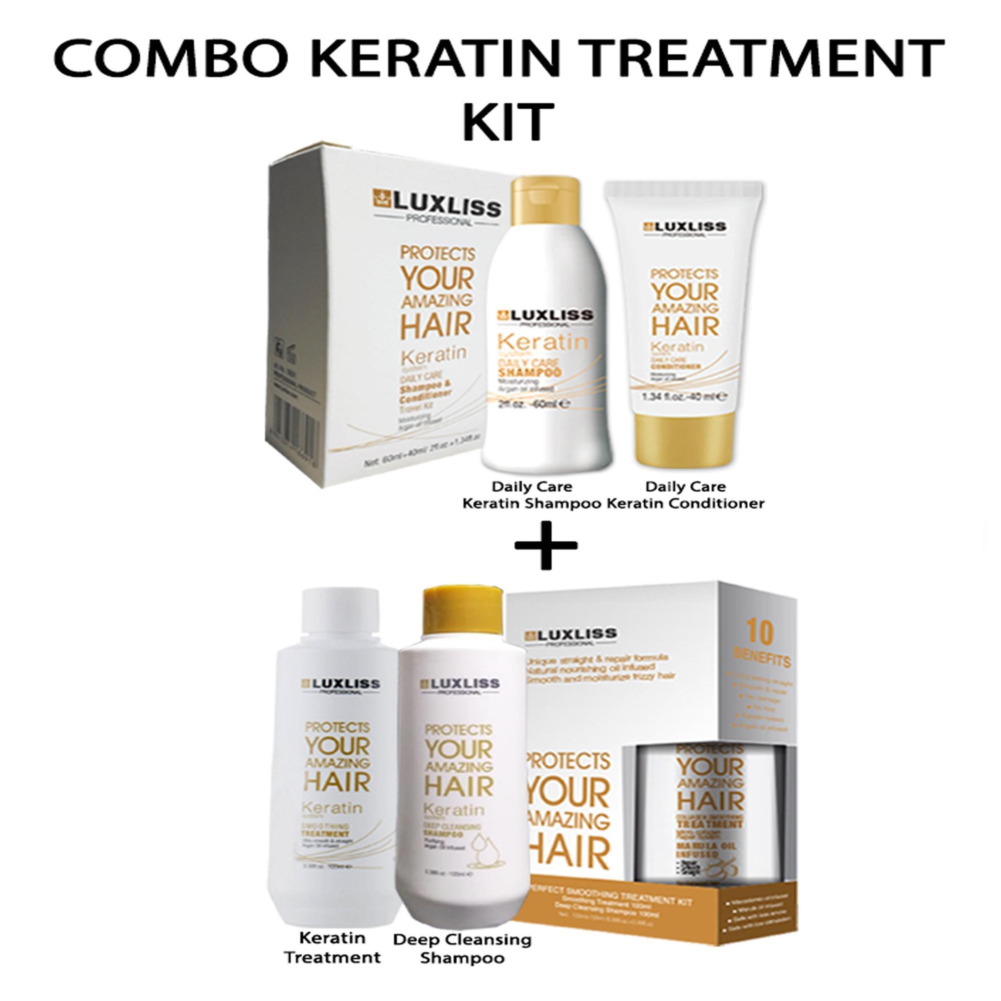 Combo Keratin Treatment Buy Online At Best Prices In Pakistan Daraz Pk