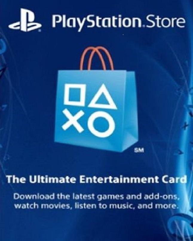 Playstation $10 PlayStation Store Gift Card - PS3/ PS4/ PS Vita