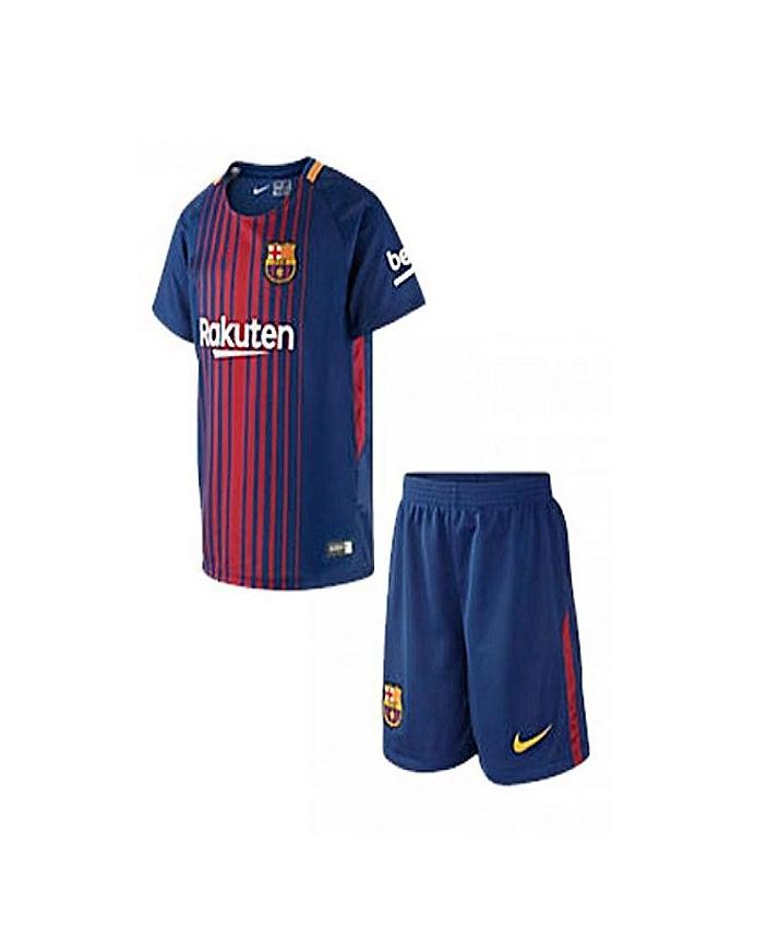 finest selection 3c847 5e45d Barcelona Messi Jersey For Kids