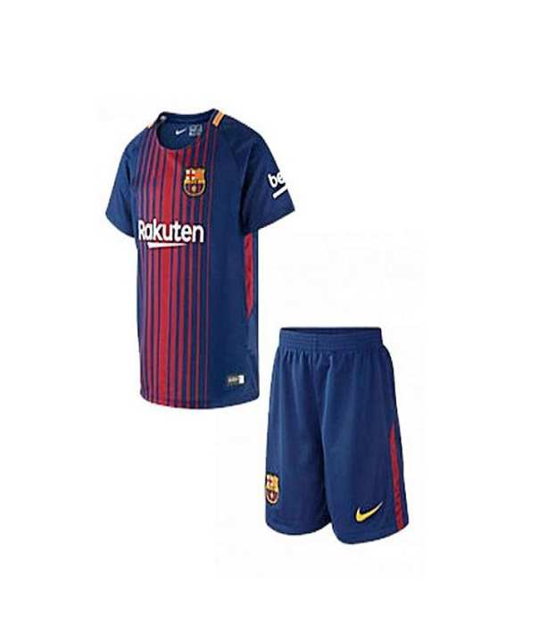 Barcelona Messi Jersey For Kids
