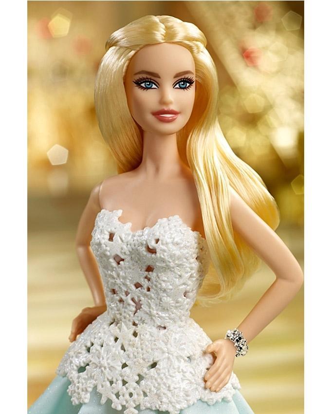 DGX98 - Holiday Barbie - Multicolor