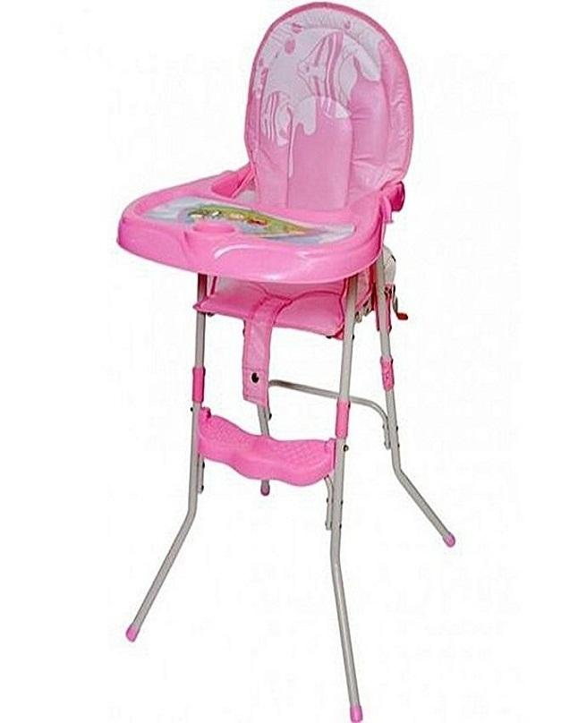 2 In 1 Baby Dining High Chair Pink Buy Online At Best Prices In
