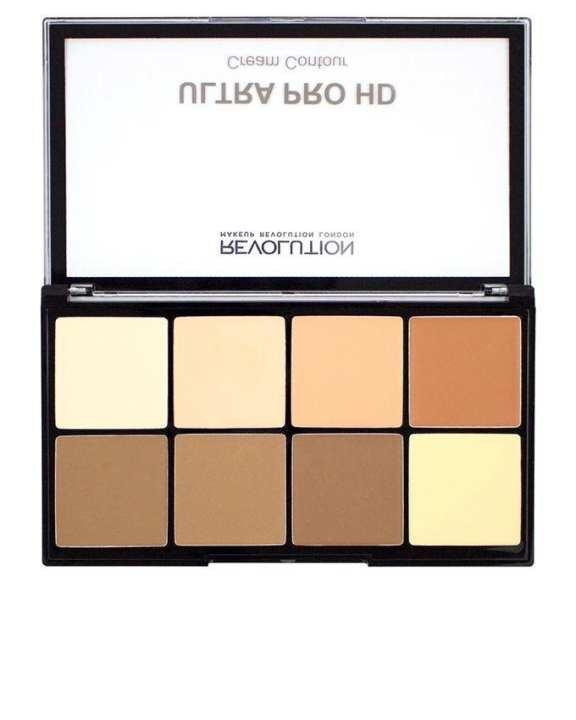 HD Pro Cream Contour - Light/Medium