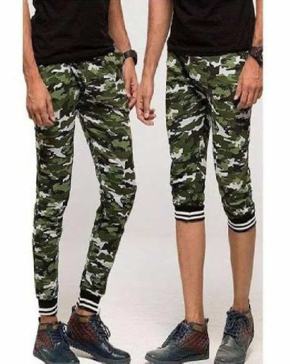Pack Of 2 - Trousers and Shorts for Men