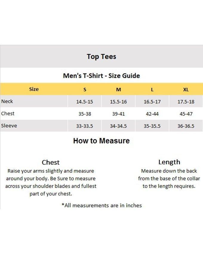 Black Jersey Henley Shirt For Men - Tth-020