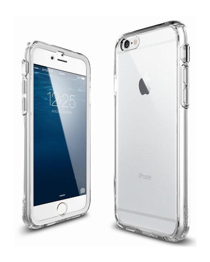 TPU Case for Apple iPhone 6 & 6s - Transparent