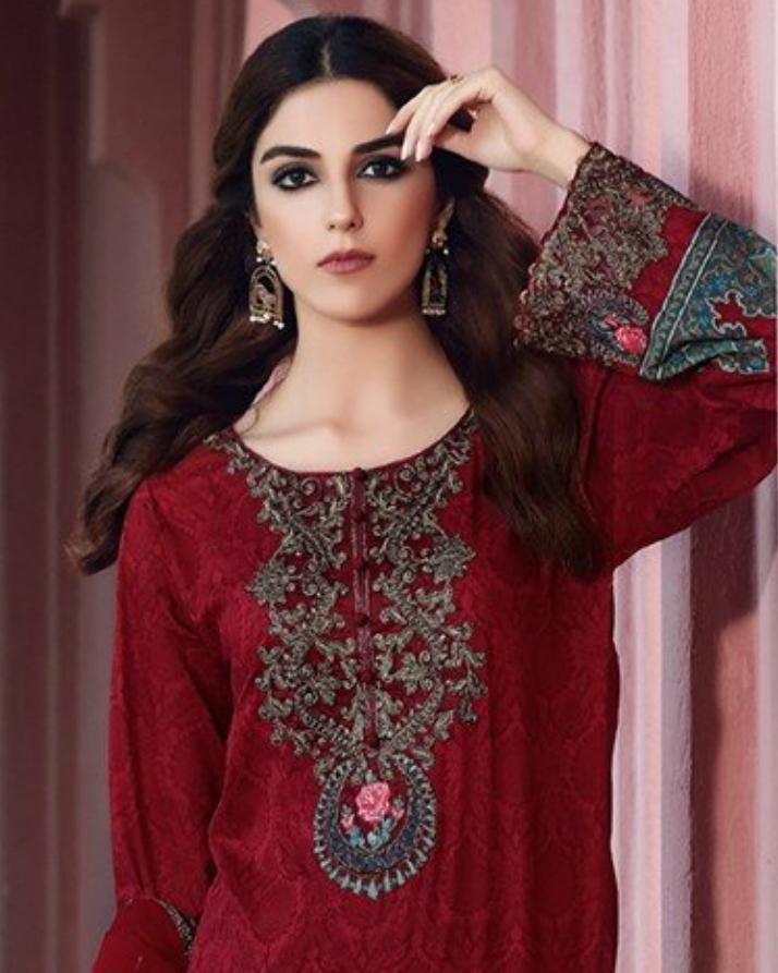 Women S Lawn Winter Collection 2018 At Best Price In Pakistan Daraz Pk