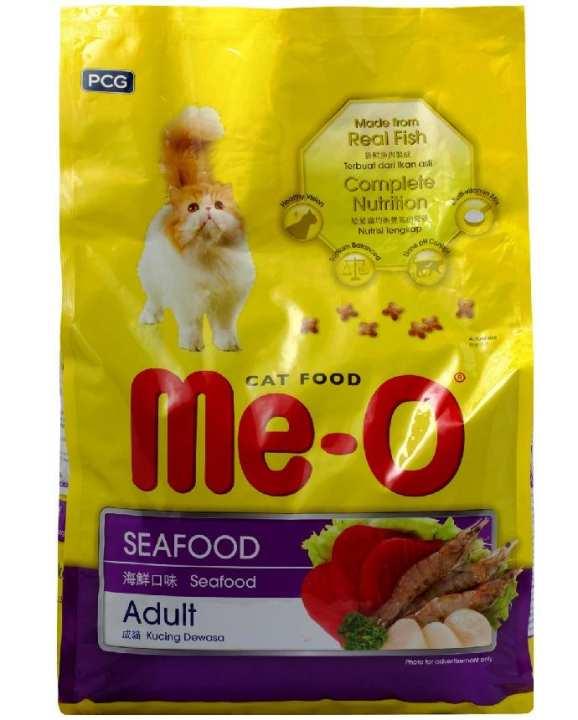 Seafood Adult Cat Food