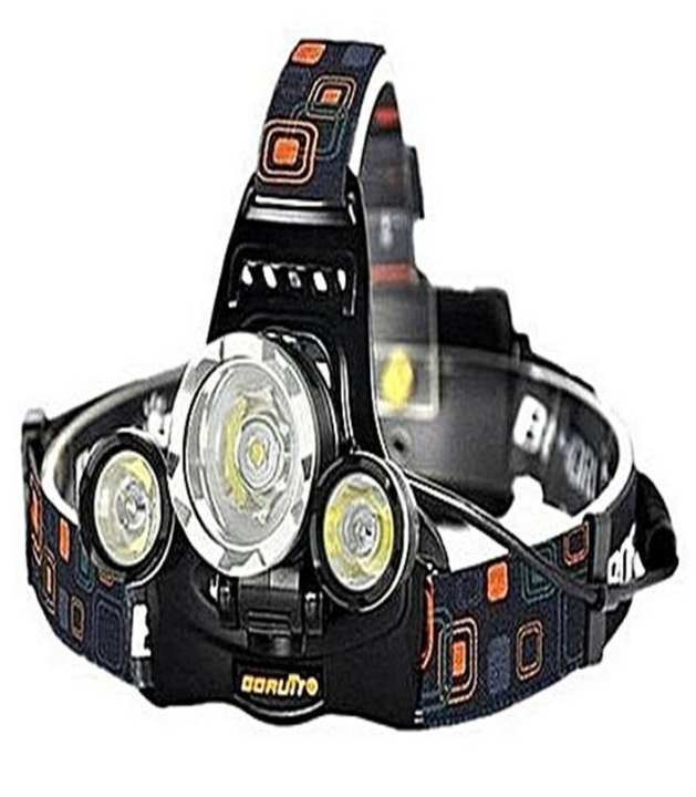 LED Headlamp rechargeable 6000LM