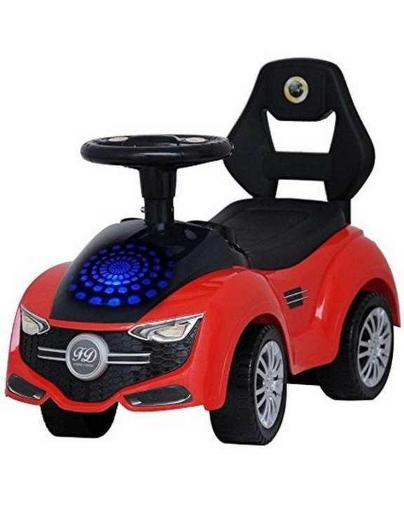 Kids Ride On Push Car - Red