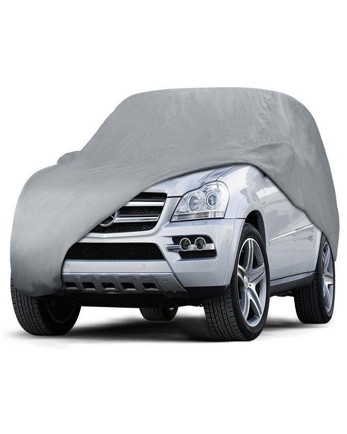 Scratch Resistant,Dust and Waterproof PVC Car Body Cover for Prado & Land Cruiser