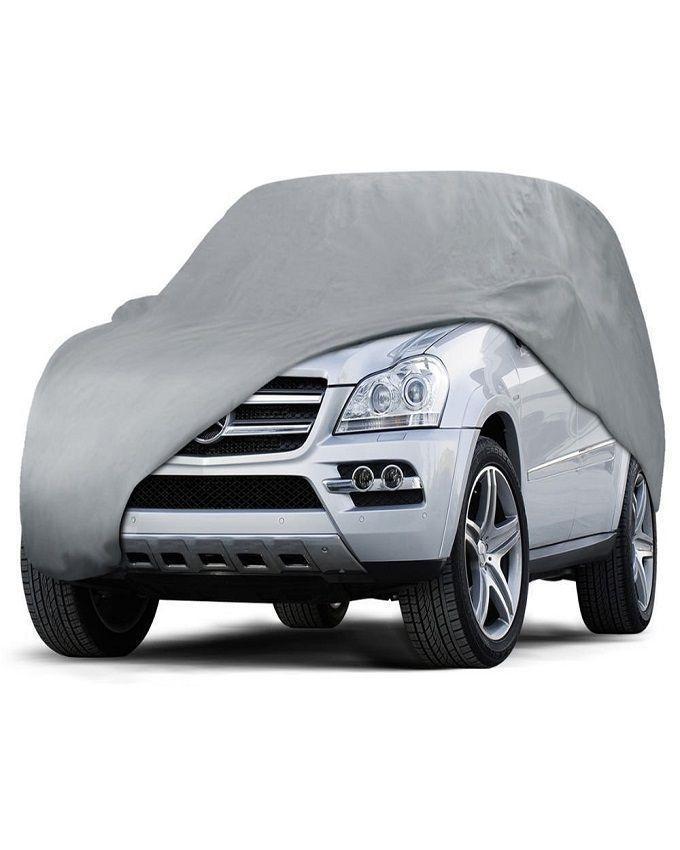 Car Body Cover for Prado and Land Cruiser - Silver